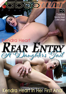 Kendra Heart In Rear Entry: A Daughter's Tail cover