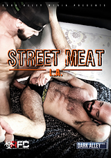 street meat l.a., gay, porn, dark alley, raw fuck club, bareback, tex davidson, adam russo