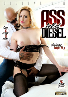 Ass Full Of Diesel cover