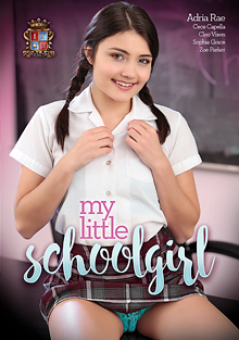 My Little Schoolgirl cover