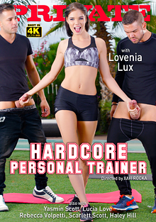 Hardcore Personal Trainer cover