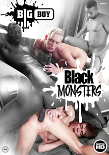 Black Monsters cover