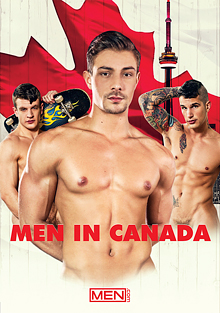 Men In Canada cover