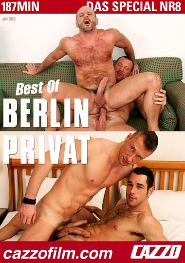 Das Special 08 Best of Berlin Privat Cover Front
