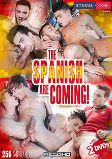 The Spanish Are Coming cover