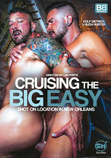 Cruising The Big Easy cover