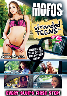 Stranded Teens 5 cover