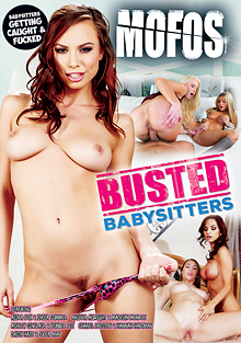 Busted Babysitters cover