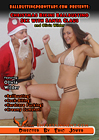Christmas Bikini Ballbusting Sex With Santa Claus