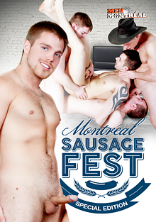 Montreal Sausage Fest cover