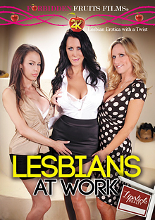 Lesbians At Work cover
