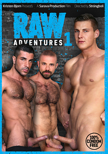 Raw Adventures cover