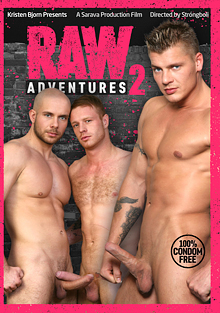 Raw Adventures 2 cover