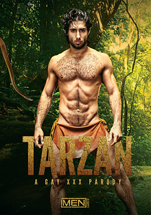 Tarzan A Gay XXX Parody cover