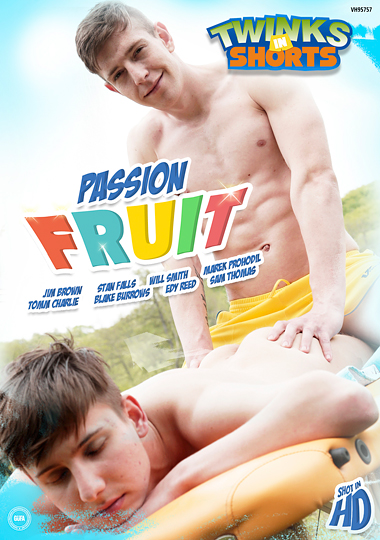 Passion Fruit (TwinksInShorts) Cover Front
