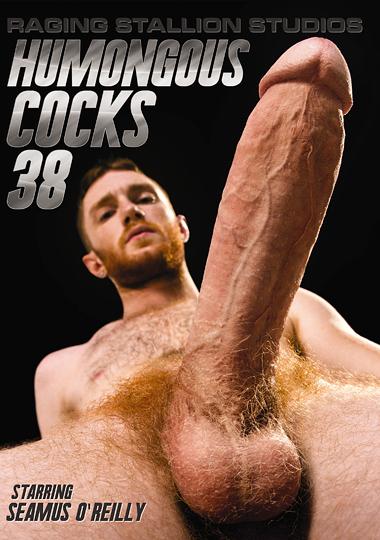 Humongous Cocks 38 cover