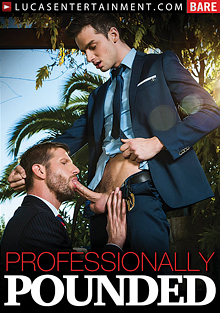 Gentlemen 16: Professionally Pounded cover