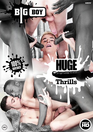 Huge Thrills Front Cover
