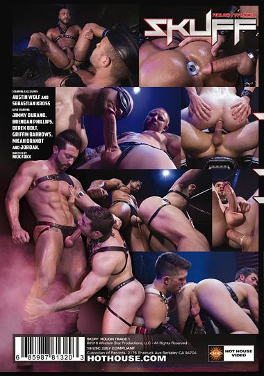 Skuff Rough Trade 1 Cover Back