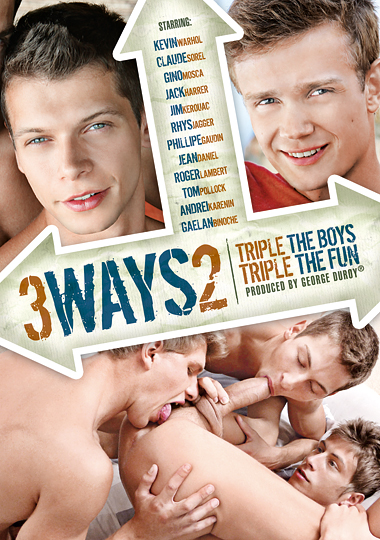 3 Ways 2 cover
