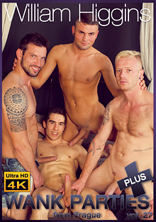 Wank Parties Plus From Prague 27 cover