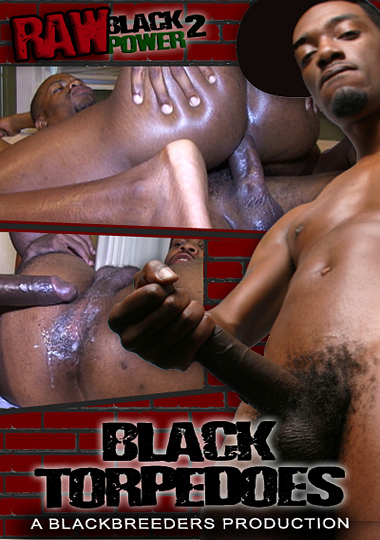 Raw Black Power 2: Black Torpedoes cover