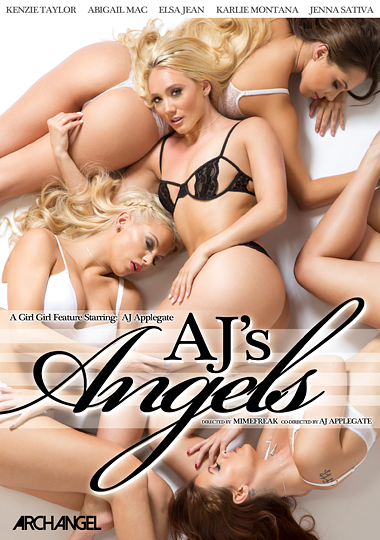 AJ's Angels cover