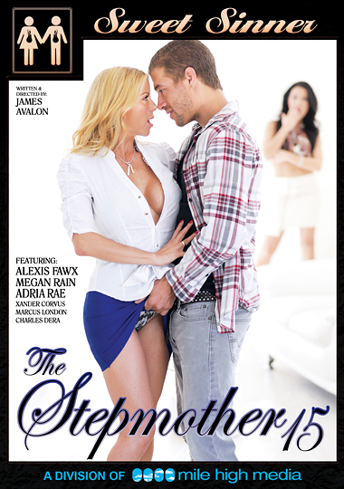 The Stepmother 15 cover