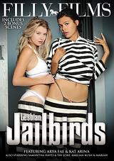 lesbian jailbirds, filly films, all girl, arya fae, kat arina