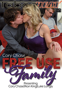 Cory Chase In Free Use Family cover