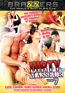 Dirty Masseur 7 cover