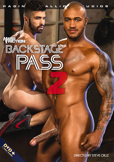 Backstage Pass 2 cover