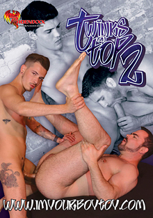 Twinks On Top 2 cover
