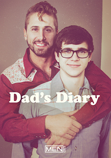 Dad's Diary cover
