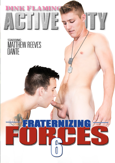 Fraternizing Forces 6 cover
