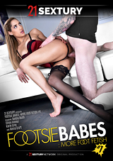 Footsie Babes: More Foot Fetish