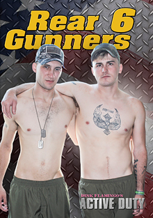 Rear Gunners 6 cover