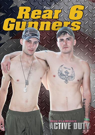 Rear Gunners 6 cover