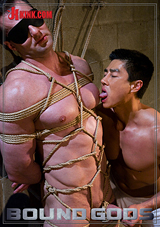 Bound Gods: The Straight Bodybuilder