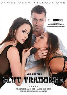 Slut Training 3 cover