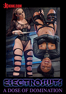 ElectroSluts: A Dose Of Domination: Shock the System: Sexual Deviant Bound And Lesbian Electrosexed
