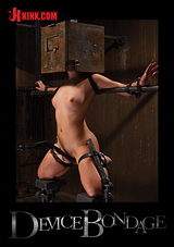 Device Bondage: Young Latin Pain Slut