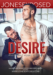 Desire: Where Will Yours Take You cover