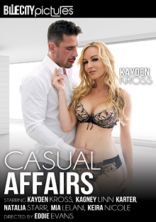Casual Affairs cover