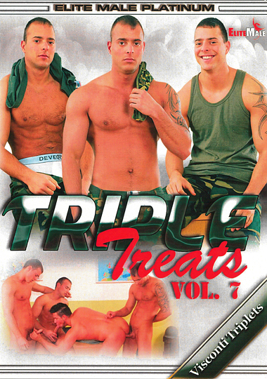 Triple Treats 7 cover