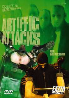 Artiffic Attacks cover
