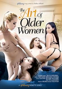 The Art Of Older Women cover