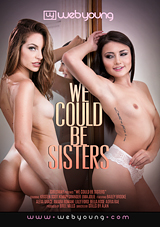 we could be sisters, webyoung, web young, lesbian, all girl, kristen scott, alexa grace, bailey brooke