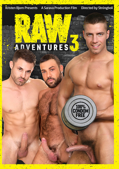 Raw Adventures 3 Cover Front