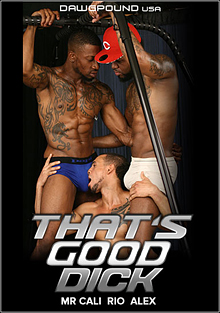 That's Good Dick cover